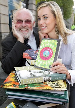 Great Irish Book Week Launch