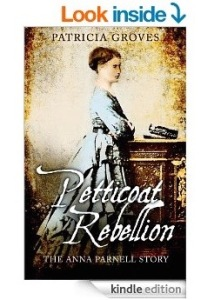 Petticoat Rebellion Kindle Edition