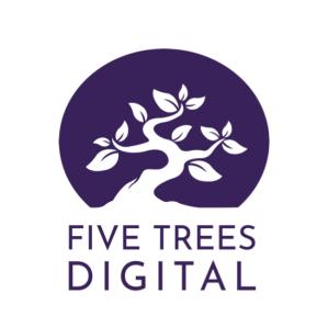 Five Trees Digital Logo